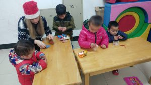 Christmas Orphange Event